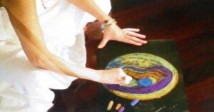 Dance in Balance Mandala