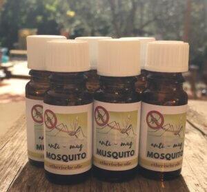 anti-mug / anti-mosquito / aromatherapy