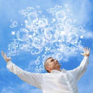 Aromatherapie aura reinigen