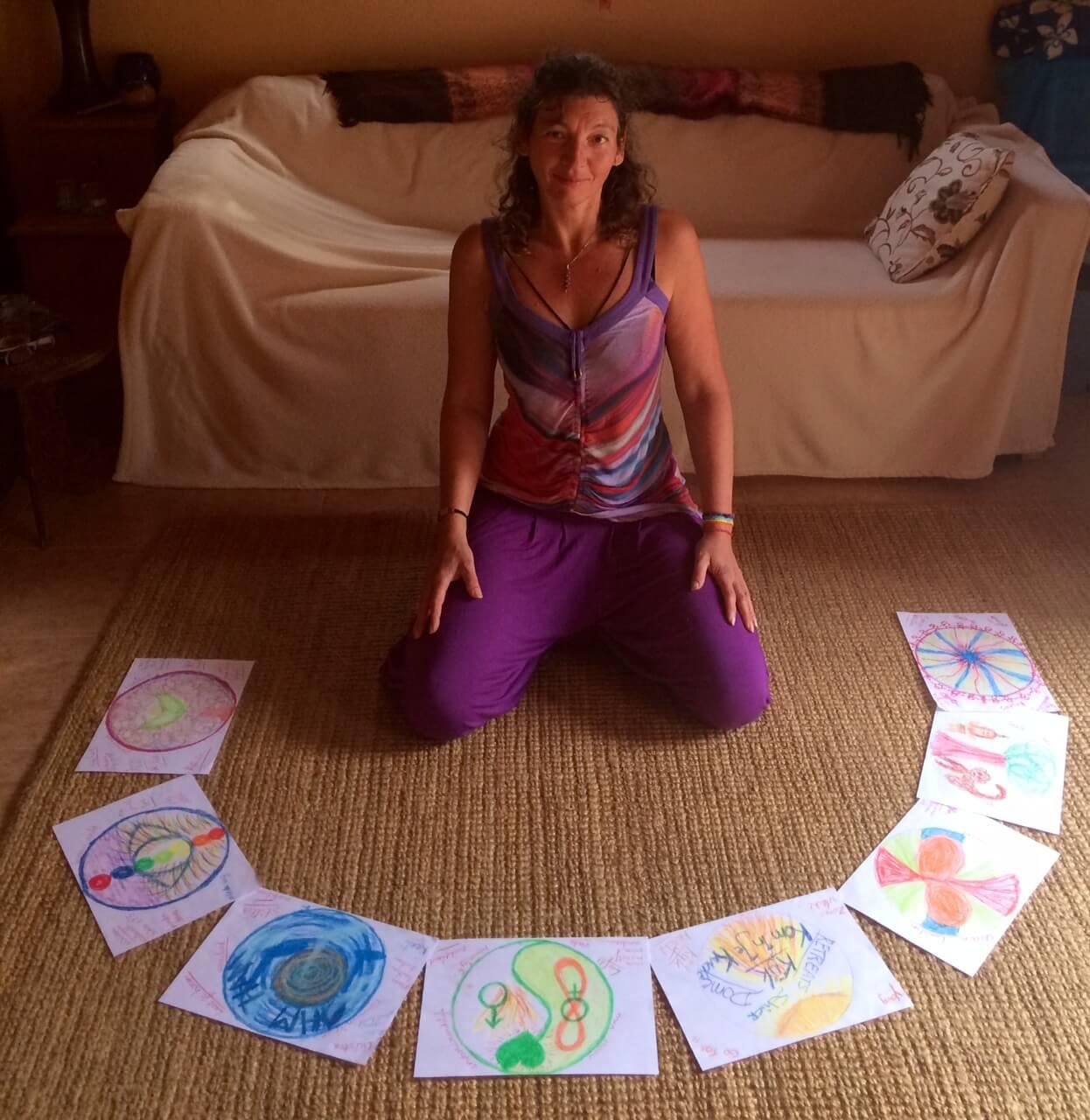 Alexandra Langeveld retreat awakening