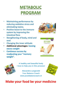 "Program ""In balance with your body wight"""