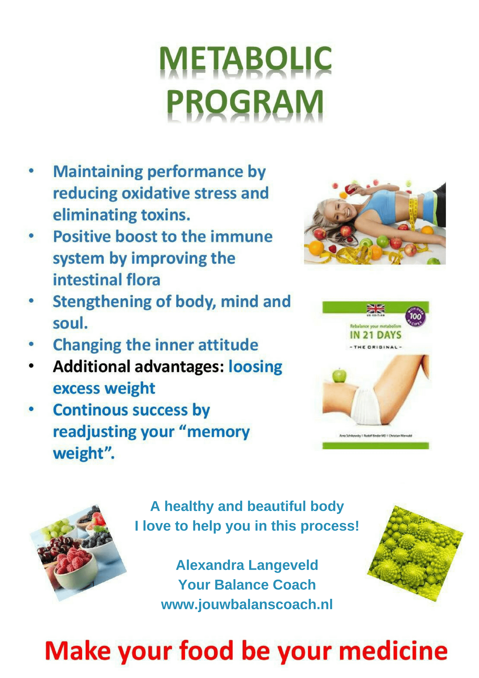 """Program """"In balance with your body wight"""""""