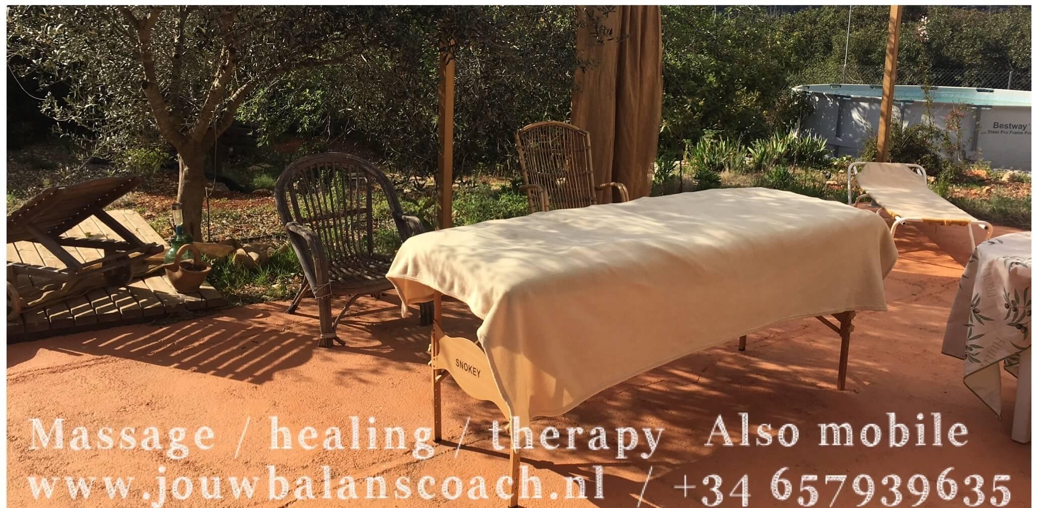 Massages een weldaad voor lichaam en geest