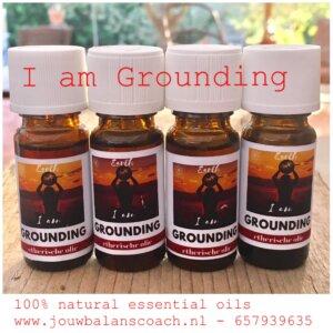 I am gronding - aromatherapy