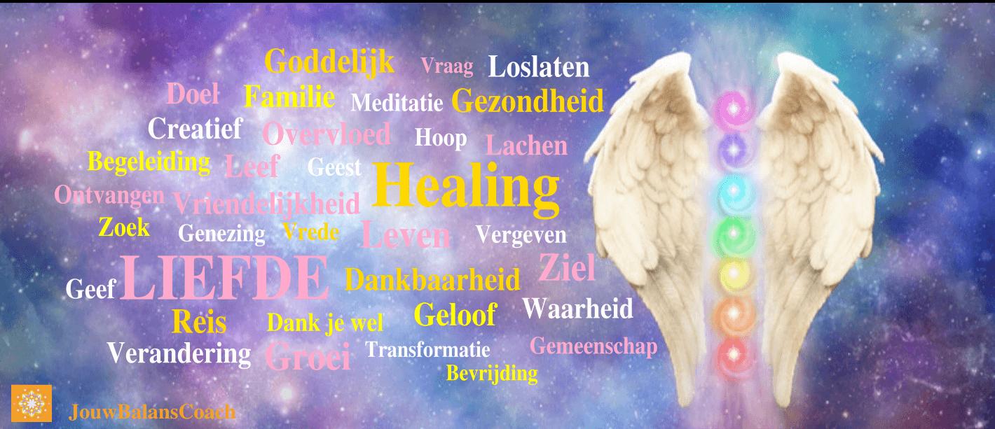 Jouw Balans Coach healing, ook online